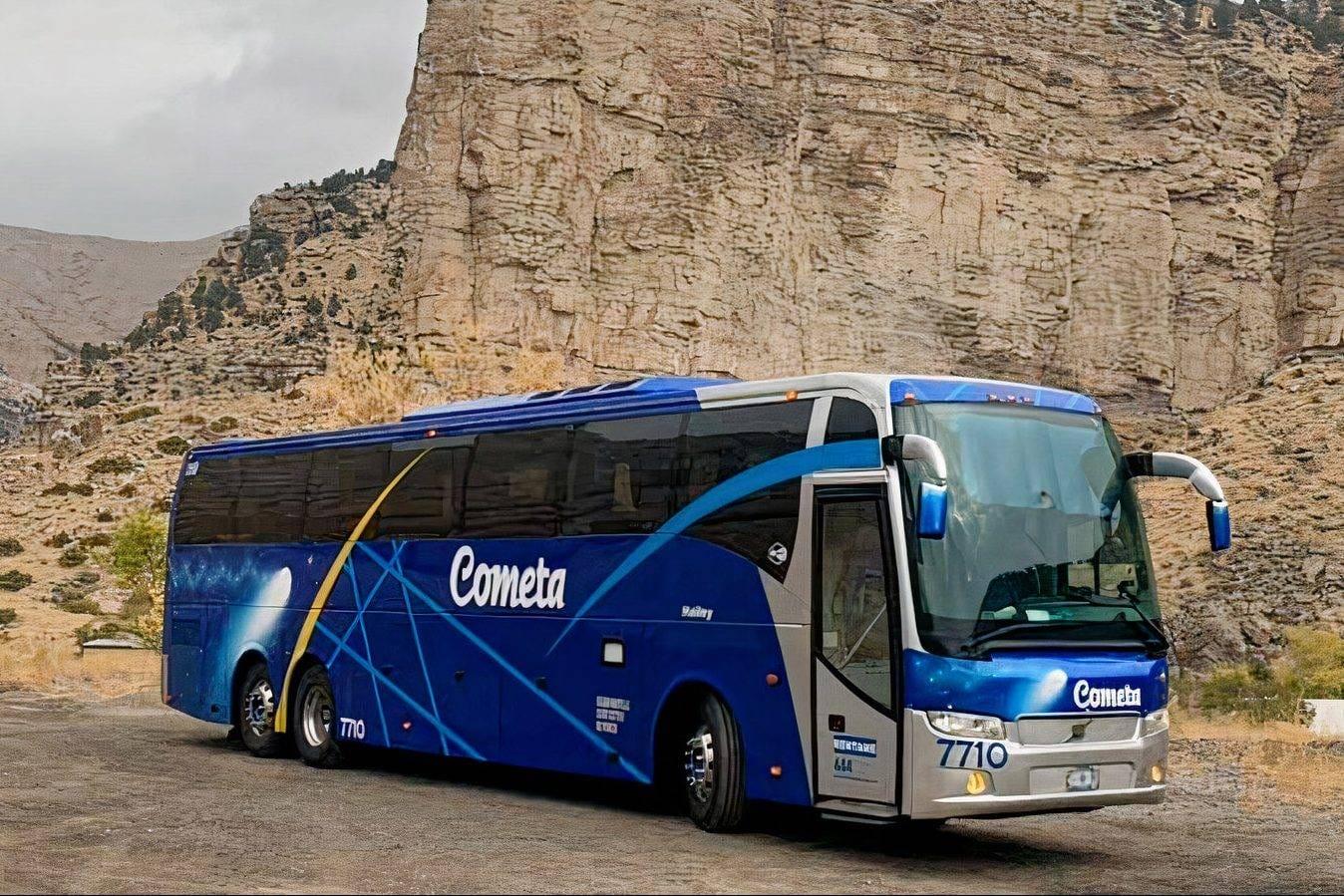 Comet USA Bus